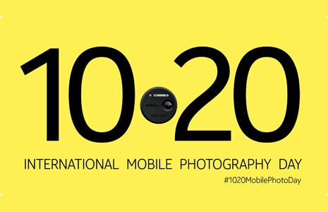 [INFO] NOKIA Annonce la journée internationale de la photographie mobile 1020da10