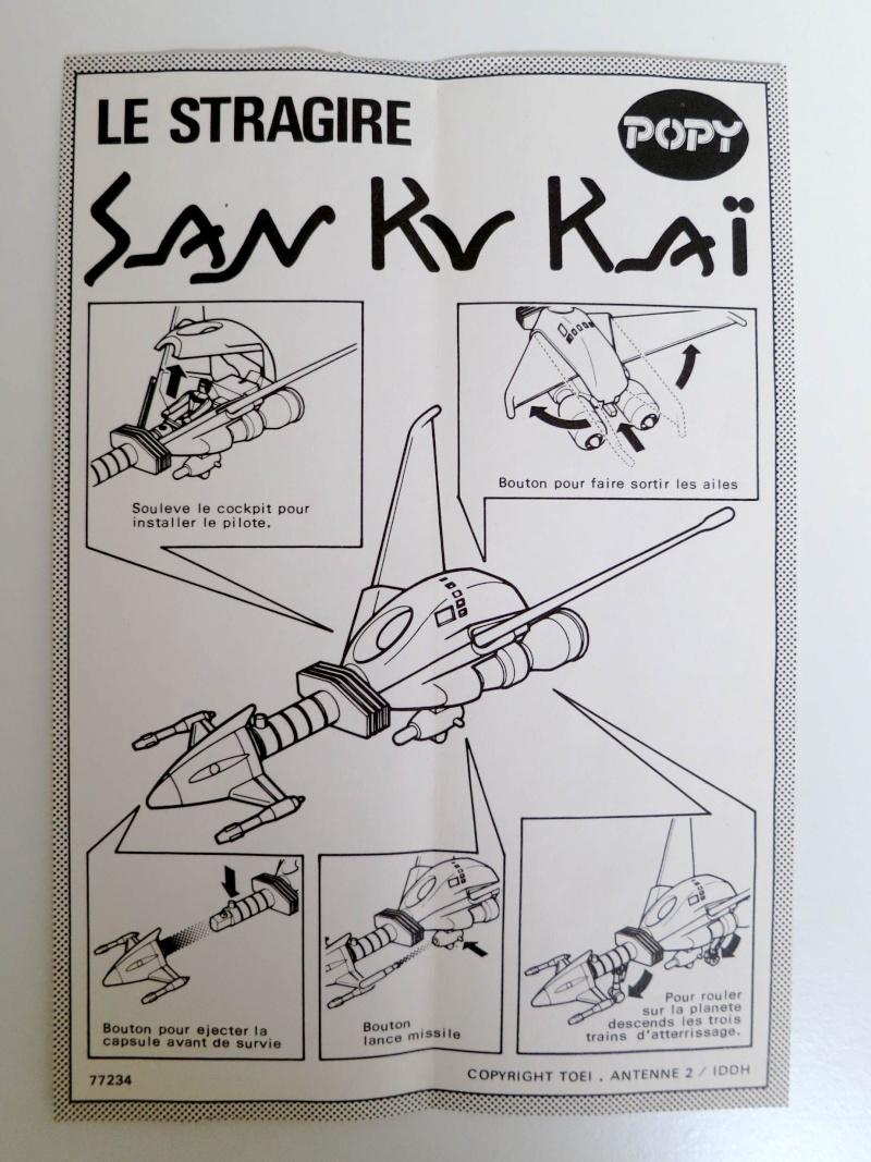 SAN KU KAI, c'est la bataille... Message from space - POPY - Page 2 Stragi15