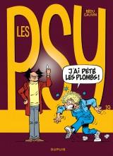 Les Psy-Série [Bédu & Cauvin] 97828011