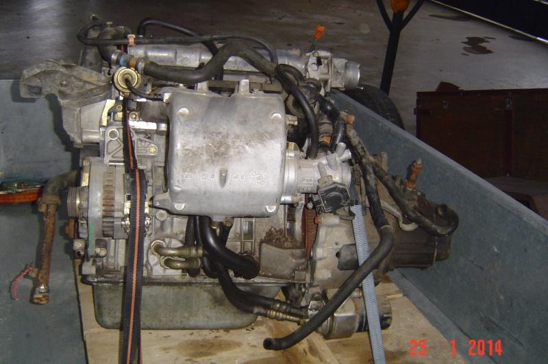 moteur 1,9l 00111