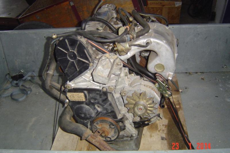 moteur 1,9l 00211