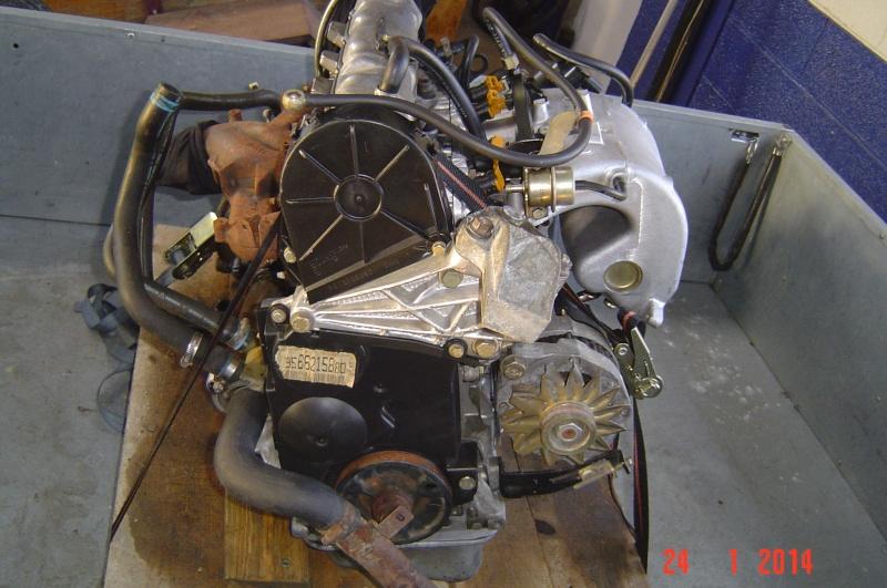 moteur 1,9l 00411