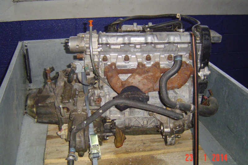 moteur 1,9l 00610
