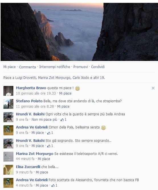 [Pale di San Martino] Cimon della Pala (3184 m) - Pagina 4 Cattur10