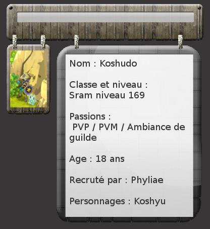 [Refusée] Neverland au rapport ! Koshud10