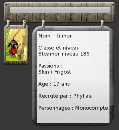 [Refusée] Neverland au rapport ! Tiimon10