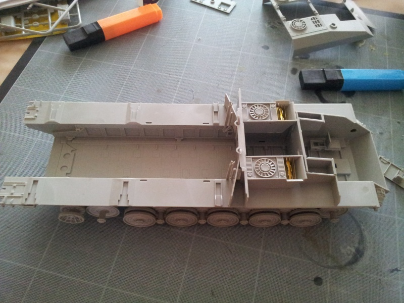 geschutzwagen tiger fur 17cm kanone 72 (sf) [Trumpeter, 1/35] 20140413
