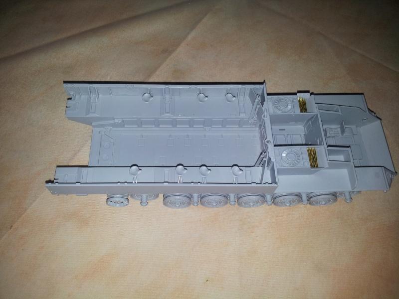 geschutzwagen tiger fur 17cm kanone 72 (sf) [Trumpeter, 1/35] 20140414