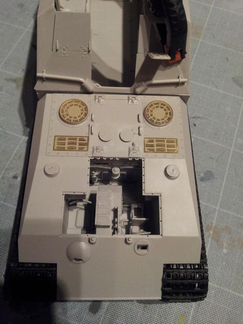 geschutzwagen tiger fur 17cm kanone 72 (sf) [Trumpeter, 1/35] 20140417