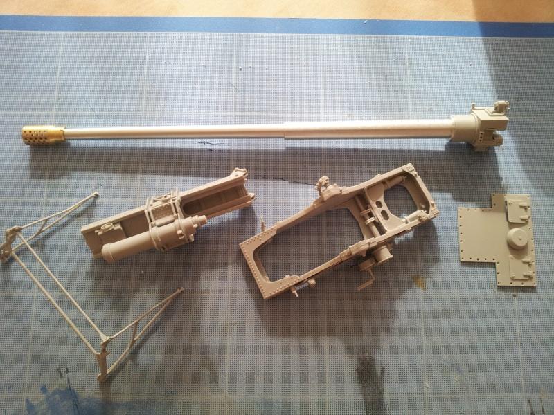 geschutzwagen tiger fur 17cm kanone 72 (sf) [Trumpeter, 1/35] - Page 2 20140429