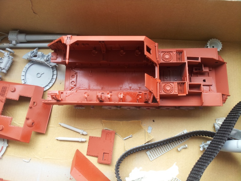 geschutzwagen tiger fur 17cm kanone 72 (sf) [Trumpeter, 1/35] - Page 2 20140445