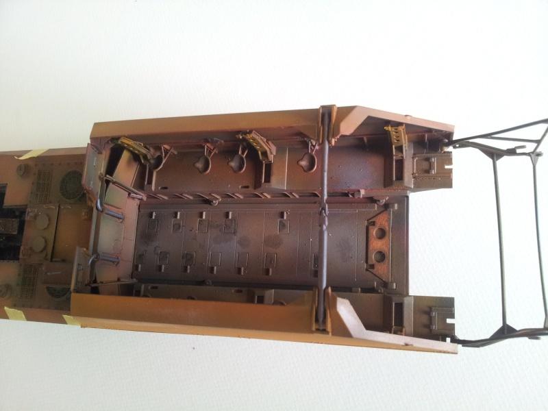 geschutzwagen tiger fur 17cm kanone 72 (sf) [Trumpeter, 1/35] - Page 3 20140511