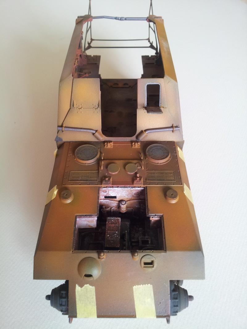 geschutzwagen tiger fur 17cm kanone 72 (sf) [Trumpeter, 1/35] - Page 3 20140512