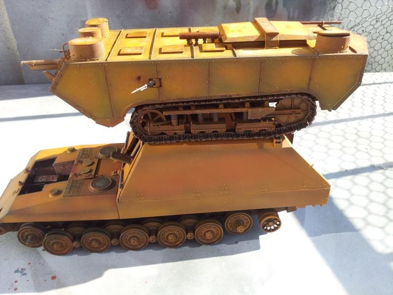geschutzwagen tiger fur 17cm kanone 72 (sf) [Trumpeter, 1/35] - Page 4 20140530