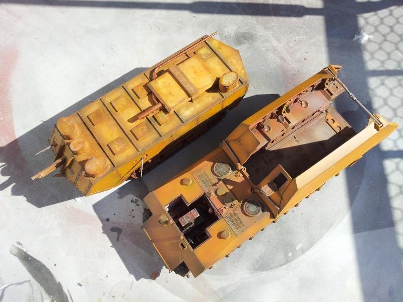 geschutzwagen tiger fur 17cm kanone 72 (sf) [Trumpeter, 1/35] - Page 4 20140531