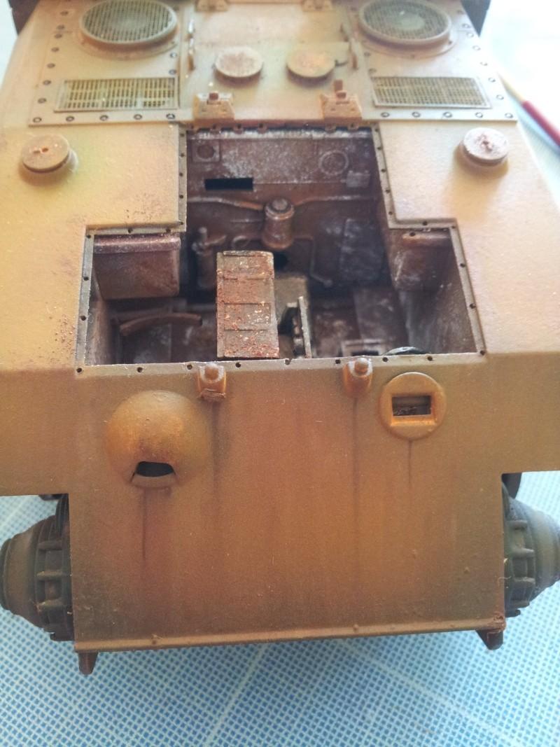 geschutzwagen tiger fur 17cm kanone 72 (sf) [Trumpeter, 1/35] - Page 4 20140532
