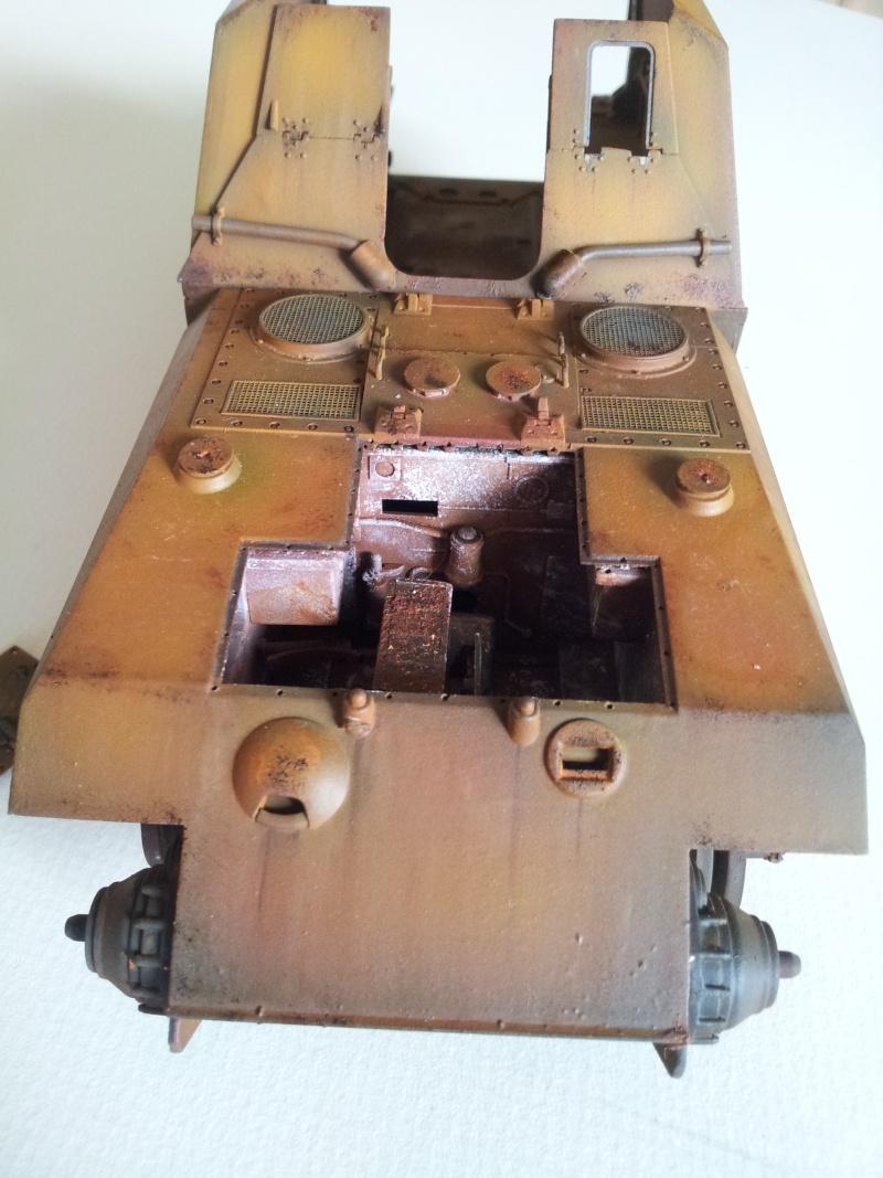 geschutzwagen tiger fur 17cm kanone 72 (sf) [Trumpeter, 1/35] - Page 4 20140534