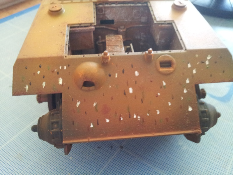 geschutzwagen tiger fur 17cm kanone 72 (sf) [Trumpeter, 1/35] - Page 5 20140538