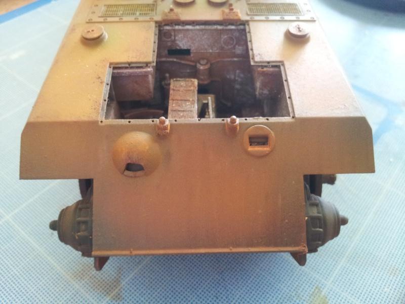 geschutzwagen tiger fur 17cm kanone 72 (sf) [Trumpeter, 1/35] - Page 5 20140539