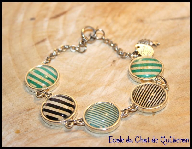 Les bracelets...100% Fait-main, au profit de l'ECQ! Img_6413