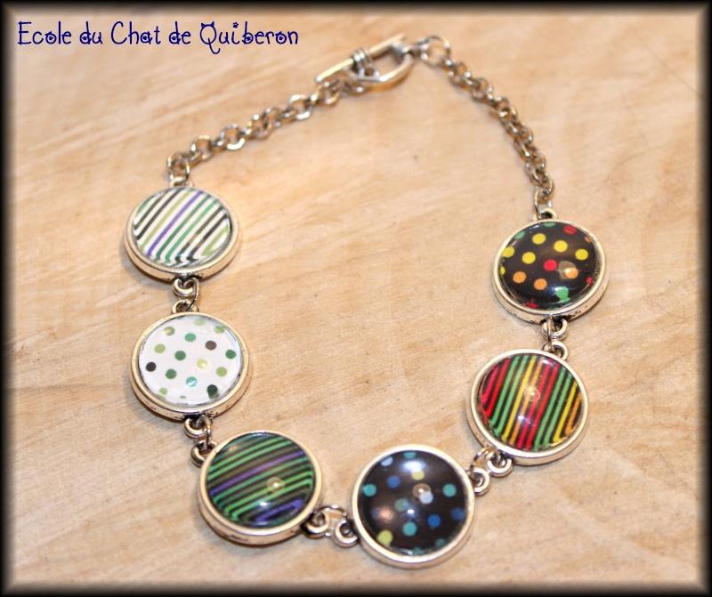 Les bracelets...100% Fait-main, au profit de l'ECQ! Img_6917