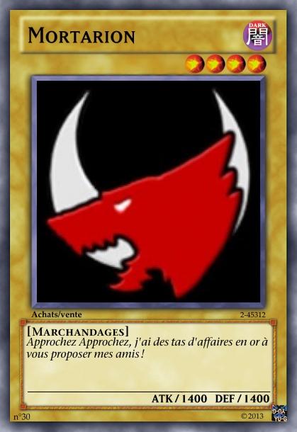 Tradings Cards version forum - Page 4 Moratr10