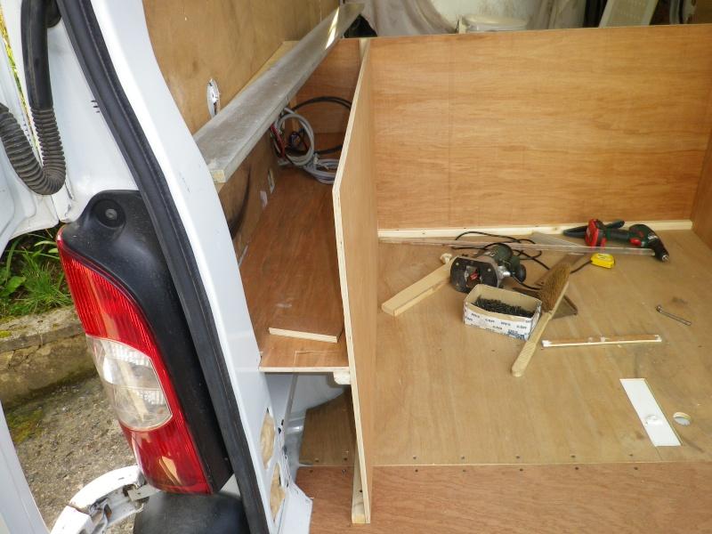 Aménagement perso de mon Master Renault L3 H2 100 CH DCI année 2010  - Page 5 Imgp4110