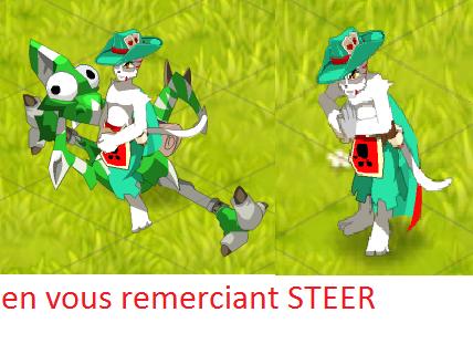 Candidature du Jeune et non des moindre Eca Steer 0511