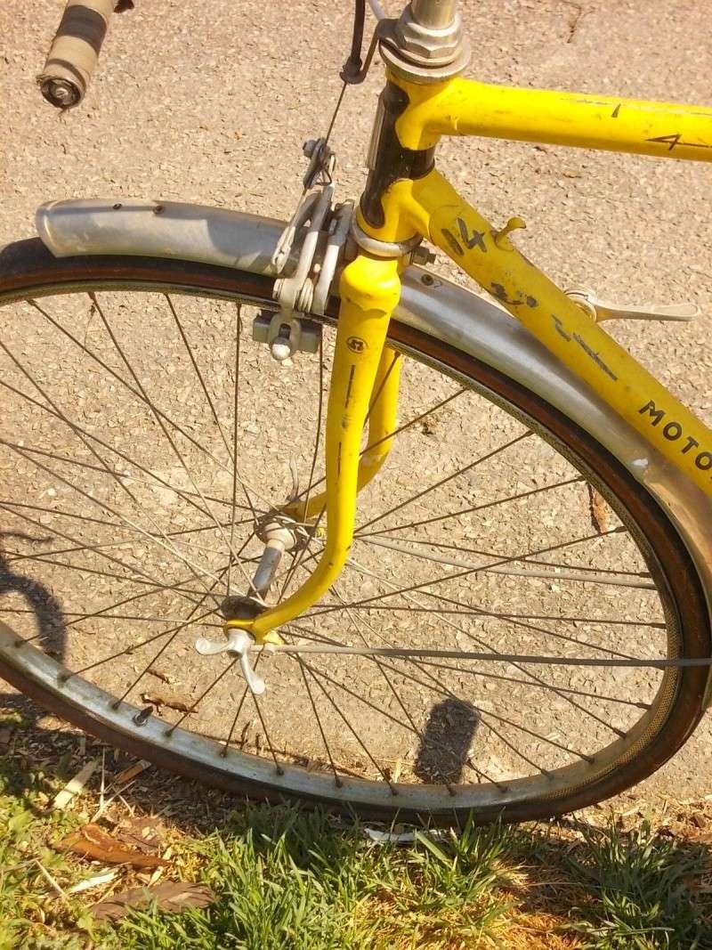 "motobécane "" junior sport GL  "" 07-1974 03010"
