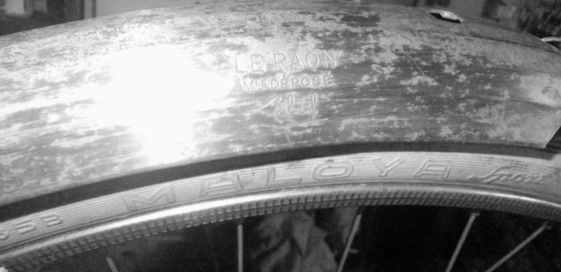 LA PERLE dame 1948-52 3 vitesses  2014-165