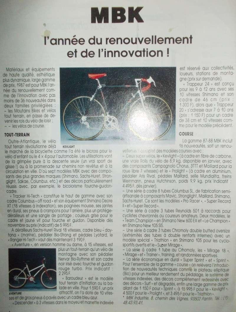 MBK Aventure 1988 noir et rouge 18 vit  2014-176