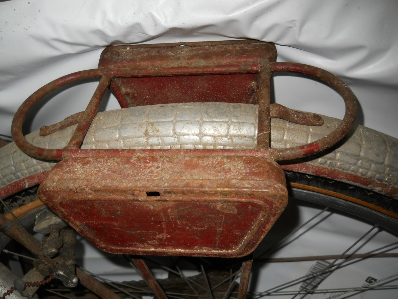 Randonneuse artisanale  BRIVAL 650B (8 vitesses 1952-55) 2014-216