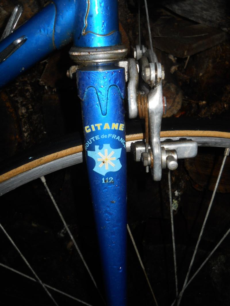 """GITANE """" Route de France """" n°112    1968-69  2014-244"""