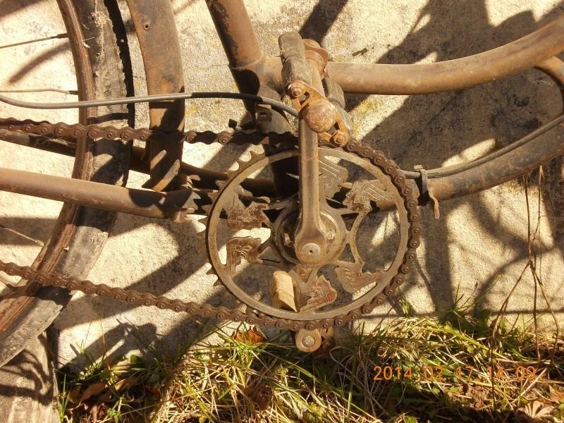 Motobécane col de cygne 1930-39 2014-266