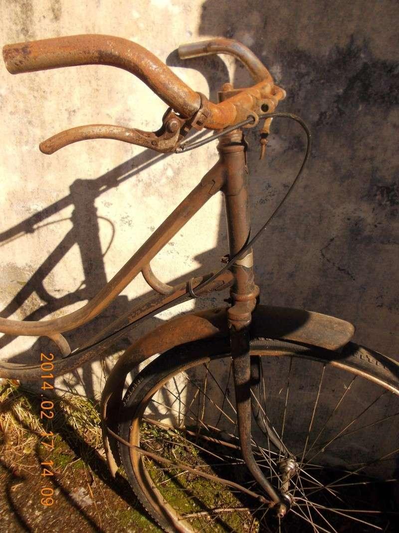 Motobécane col de cygne 1930-39 2014-267