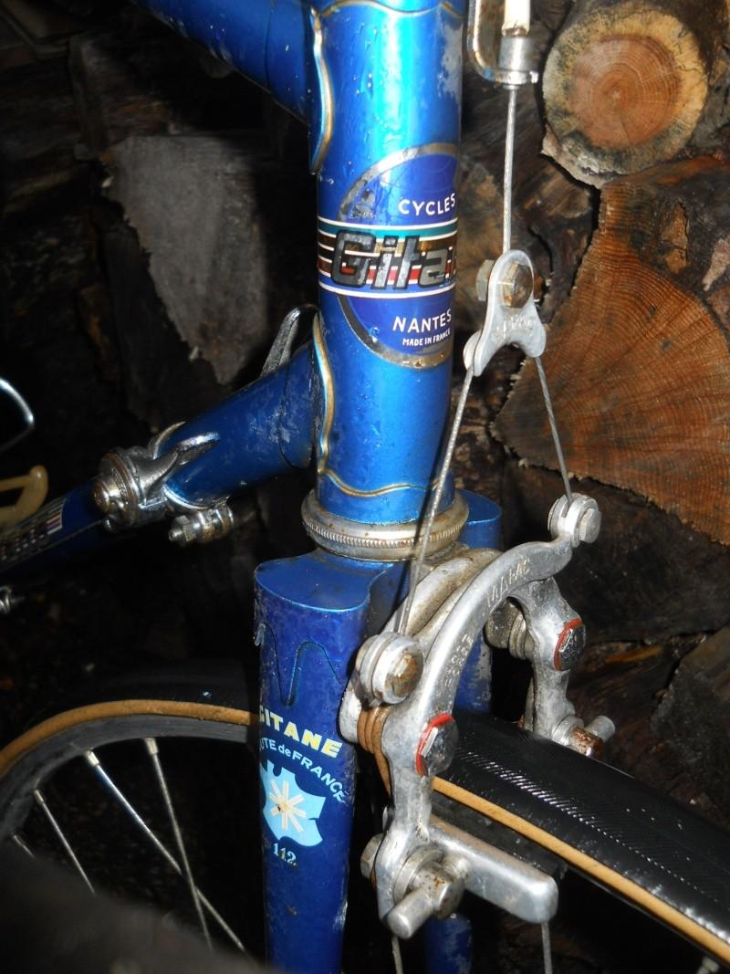 GITANE, bleu que du bleu 2014-357