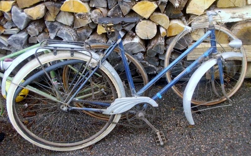 Cycles PETROGNANI   1950 cadre anglais  2014-543