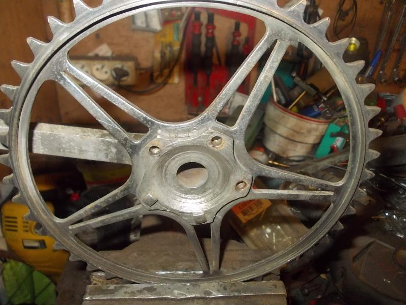 Cycles PETROGNANI   1950 cadre anglais  2014-573