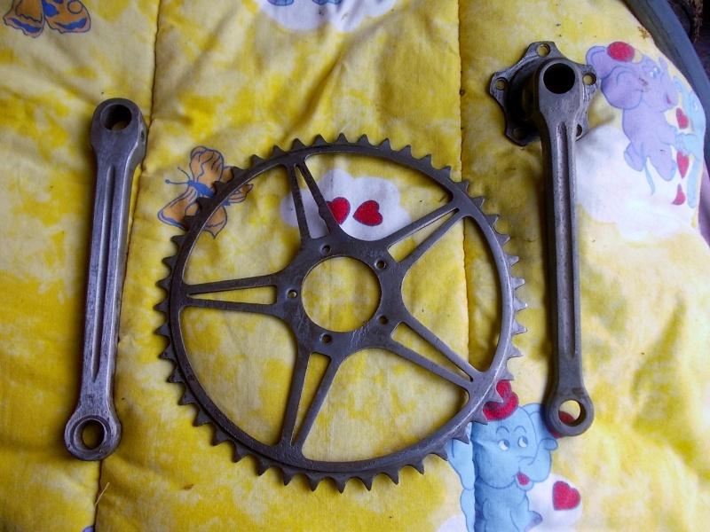 Cycles PETROGNANI   1950 cadre anglais  2014-578