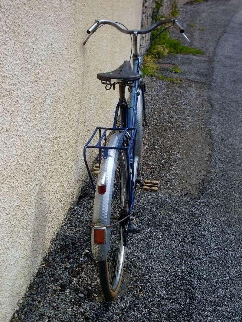 Cycles PETROGNANI   1950 cadre anglais  2014-659