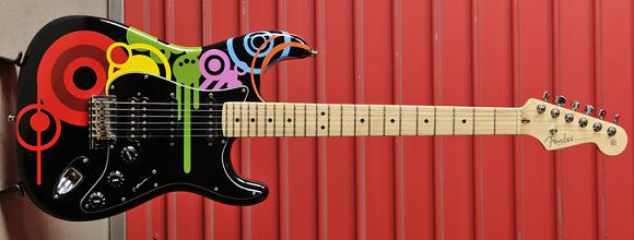 Mami's guitar help Fender10