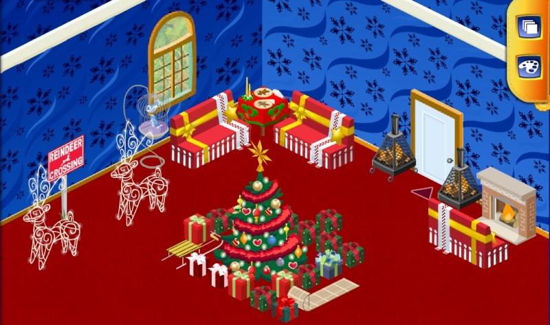 Christmas Cub Condo Decorating Contest ~ Bv10