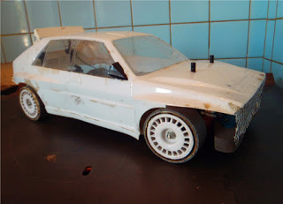 A part le Short Truck, quelles sont vos autres véhicules RC ? Lancia10
