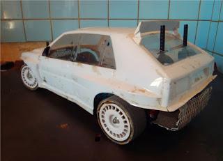 A part le Short Truck, quelles sont vos autres véhicules RC ? Lancia11