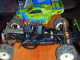 A part le Short Truck, quelles sont vos autres véhicules RC ? Roky-310