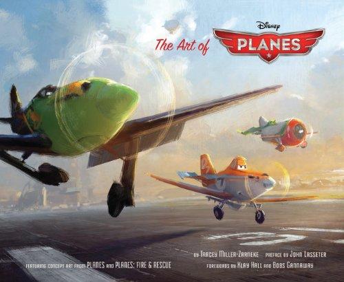 Planes 2 [DisneyToon - 2014] - Page 2 Art_of11