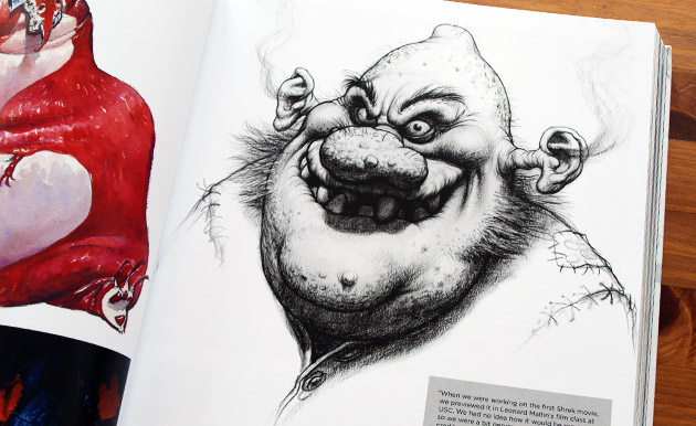 [Livre] The Art of DreamWorks Animation (15/04/2014)  Artof110