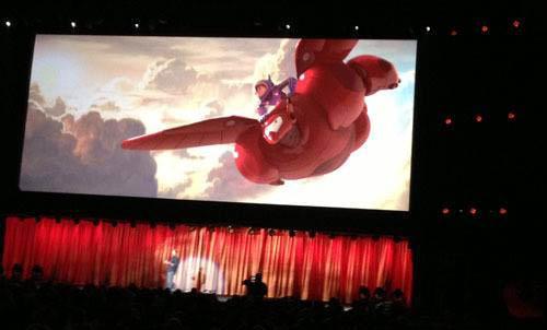 [Walt Disney] Les Nouveaux Héros (11 février 2015) - Sujet d'avant-sortie - Page 3 D23big10