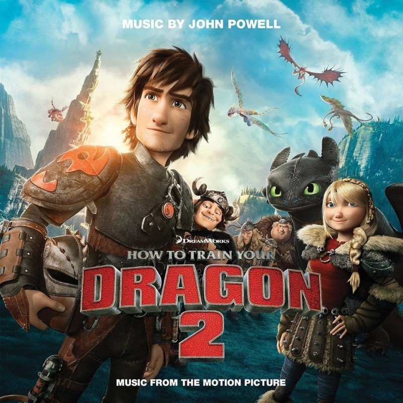 [CD] Dragons 2 (10 juin 2014) Dragon21