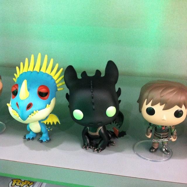 Produits dérivés Dragons 2 Funko_11